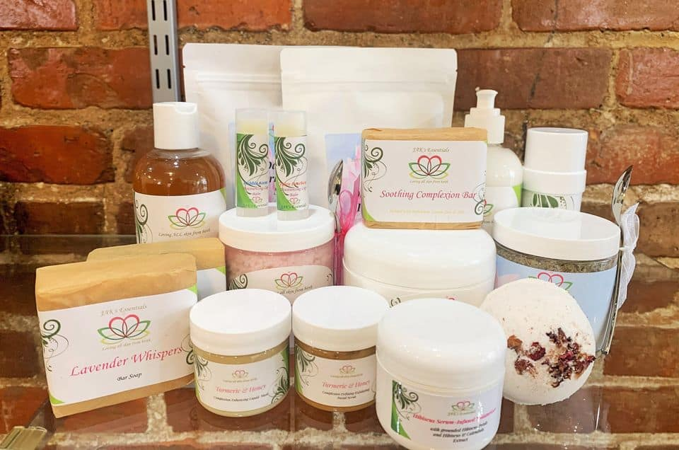 JAK's Essentials Soaps and Skincare