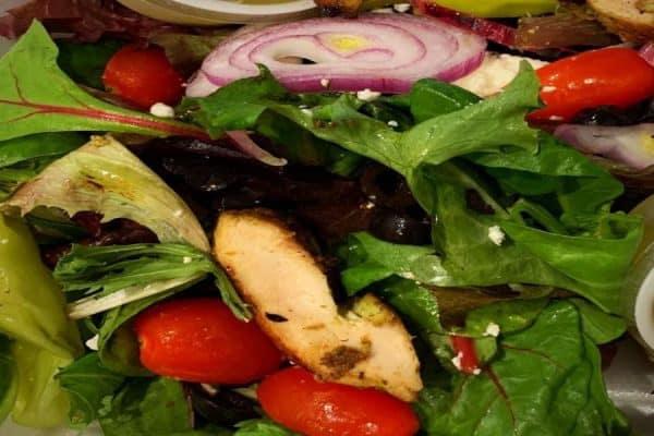 Cafe Strudel Salad