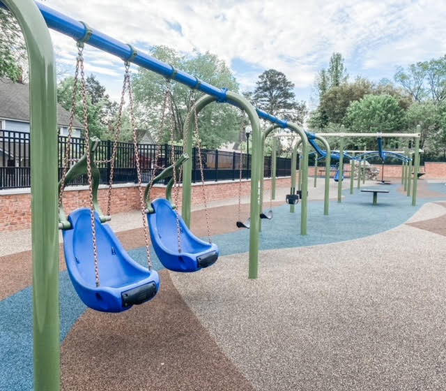 All-Inclusive Playground at Carraway Park