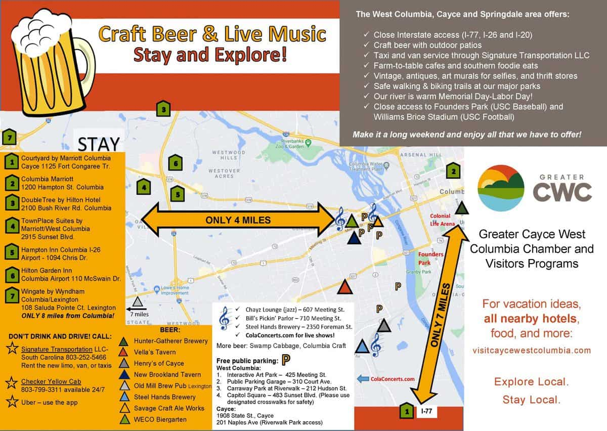 Craft Beer & Live Music