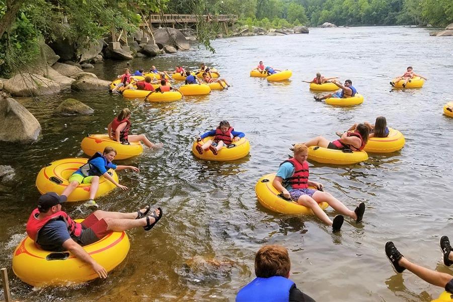 Palmetto Outdoors Tubing & Kayaking